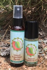 Taspen's Organics Insect Repellent Spray Large 4 oz