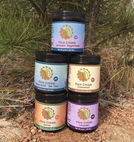 Taspen's Organics Facial Cream 1.7 oz (Lavender)