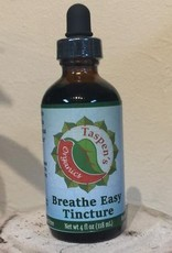 Taspen's Organics Breathe Easy Tincture 1 oz