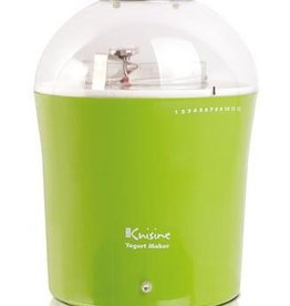Euro Cuisine Yogurt and Greek Yogurt Maker (Green)