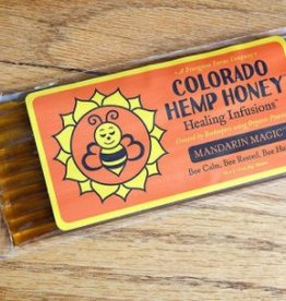 Colorado Hemp Honey Honey Stick Mandarin (10 pack)
