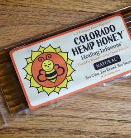 Colorado Hemp Honey Honey Stick Natural (10 pack)