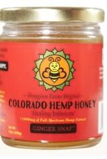 Colorado Hemp Honey Colorado Hemp Honey Ginger Snap 12 oz Jar