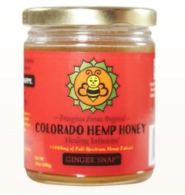 Colorado Hemp Honey Colorado Hemp Honey Ginger Snap 12 oz Jar