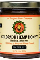Colorado Hemp Honey Colorado Hemp Honey Natural 12 oz Jar