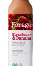 Forager Forager Strawberry & Banana 12 oz