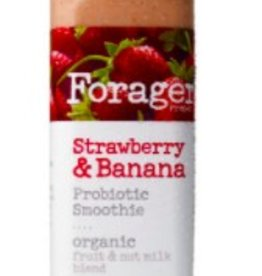 Forager Forager Strawberry & Banana 12 oz