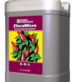 General Hydroponics FloraMicro, 6 GL