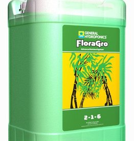 General Hydroponics FloraGro, 6 GL