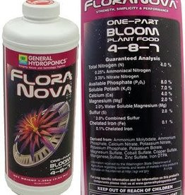 General Hydroponics FloraNova Bloom, 1QT