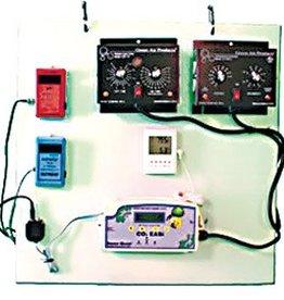 HydroHut Hydro Hut Control Mounting Board