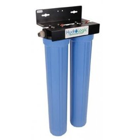 HydroLogic Tall Blue High Capacity KDF Pre-Filter For The Merlin Garden Pro