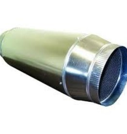 R&M Supply Suncourt Duct Muffler, 10""