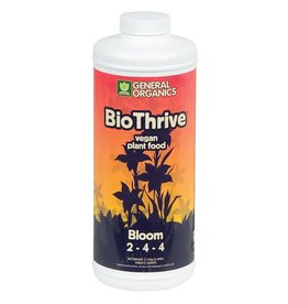General Hydroponics BioThrive Bloom, 1QT