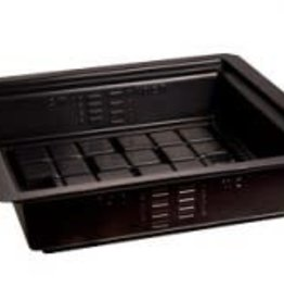 Active Aqua Flood Table Black, 2' x 2'