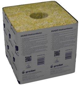Grodan Grodan Hugo GroBlock 6' x 6' x 5.8' w/Hole 40/40, Per Block