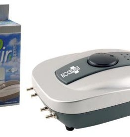 Active Aqua Air Pump 4 Outlets 10W 15L/min (16/cs)
