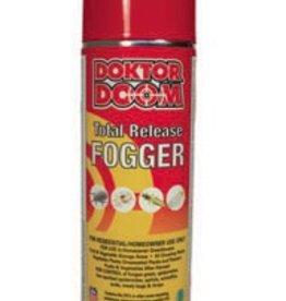 Doktor Doom Doktor Doom, Total Release Fogger, 12.5OZ