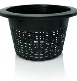 "Hydrofarm Wide Lip Bucket Basket, 10"", Unit"