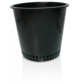 "Hydrofarm Hydrofarm Round Mesh Bottom Pot, 8"" Per Unit"