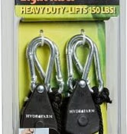 Hydrofarm Reflector Hanging System Light Riser (2 per pack) (LULIFT)