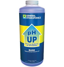 General Hydroponics GH pH Up, 1QT