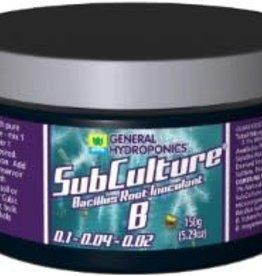 General Hydroponics SubCulture B, 150g Jar