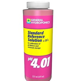 General Hydroponics GH pH 4.01 Calibration, 8oz
