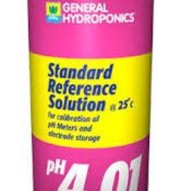 General Hydroponics GH pH 4.01 Calibration, 1QT