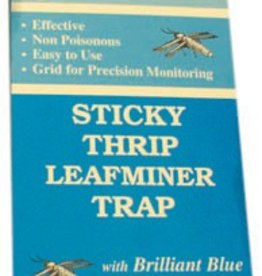 Seabright Laboratories Seabright Thrips / Leafminer Trap, 5 pack