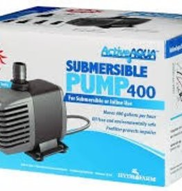 Active Aqua Active Aqua Submersible Water Pump, 400 GPH