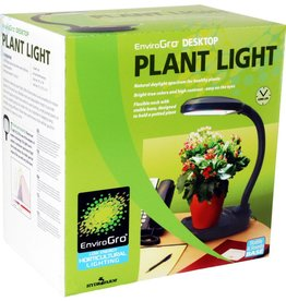 EnviroGro Desktop Plant Light w/ 27w CFL