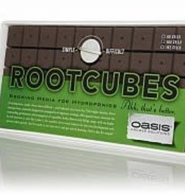 Oasis Hobby Hydro Rootcubes 50 Cell Sheets w/Tray, Per Tray