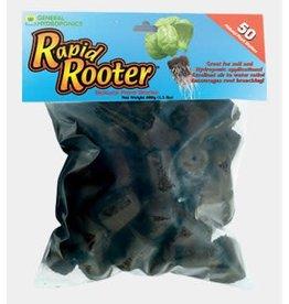 General Hydroponics Rapid Rooter, 50 Plug Bag