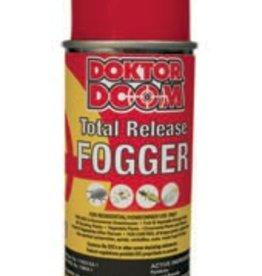 Doktor Doom Doktor Doom, Mini Total Release Fogger, 3oz