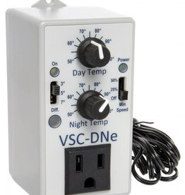 C.A.P. C.A.P. VSC-DNe Day/Night Adjustable Fan Speed Controller, 15A