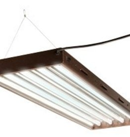 Hydrofarm T5 Hydrofarm 4FT 4 Tube Fixture w/ bulbs