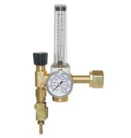 C.A.P. CO2 Regulator / Flowgauge .5-15 SCFH, CAREG1