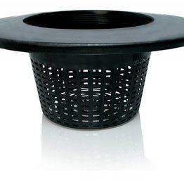 "Hydrofarm Wide Lip Bucket Basket, 8"",  Per Unit"