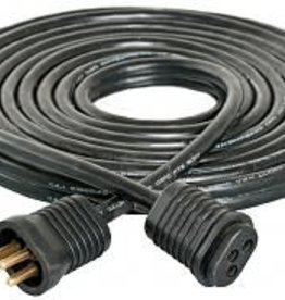 Hydrofarm Lock & Seal Lamp Cord Extension, 25' (CSXCORD25)