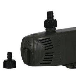 EcoPlus EcoPlus Submersible Water Pump, 1110 GPH