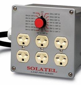 Timer, Solatel Lamp Pro, 6 Outlets, 240V 30A (AFW)