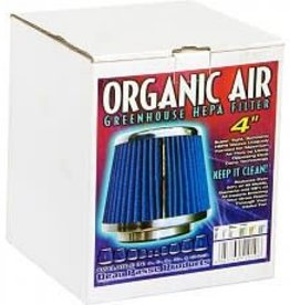 "Hepa Organic Air Filter 4"" (AFW)"