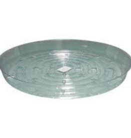 "Saucers, Clear Vinyl 16"", Per Unit (AFW)"