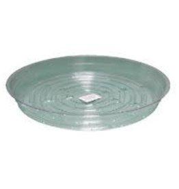 """Saucer, Clear Vinyl 6"""" (AFW)"""