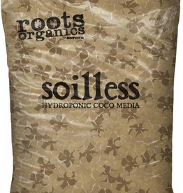 Aurora Roots Organics Soilless Hydroponic Coco Media, 1.5 cu ft