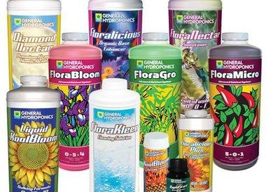 Fertilizers & Supplements