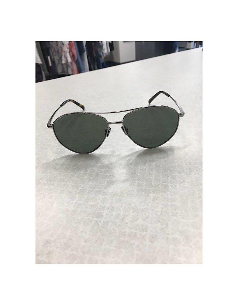 6b2a7da085683 Diff Eyeware Scout Light Gunmetal Frame Green Lens - Avenue Fashions