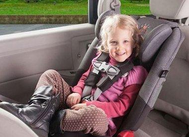 Rear and Forward-Facing Convertible Seats (Ages Newborn-8+)