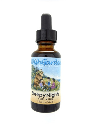 WishGarden Herbs Wishgarden Sleepy Nights for Kids